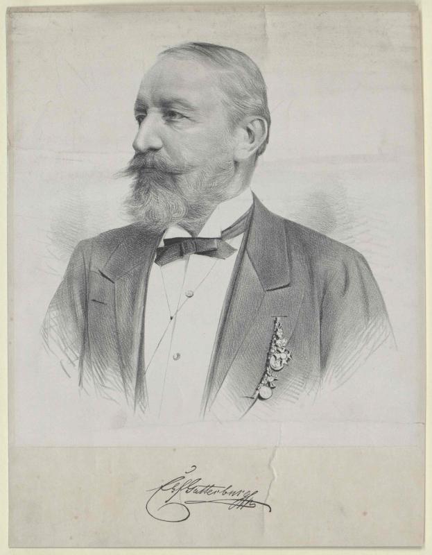 Gatterburg, Konstantin Graf
