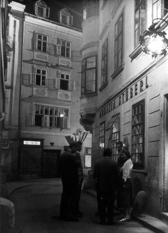 Abendliches Wien