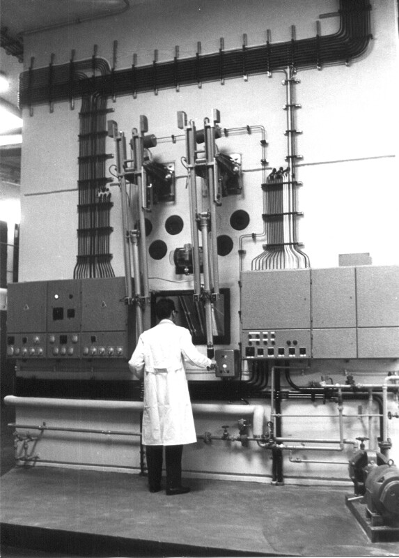 Atomreaktor Seibersdorf