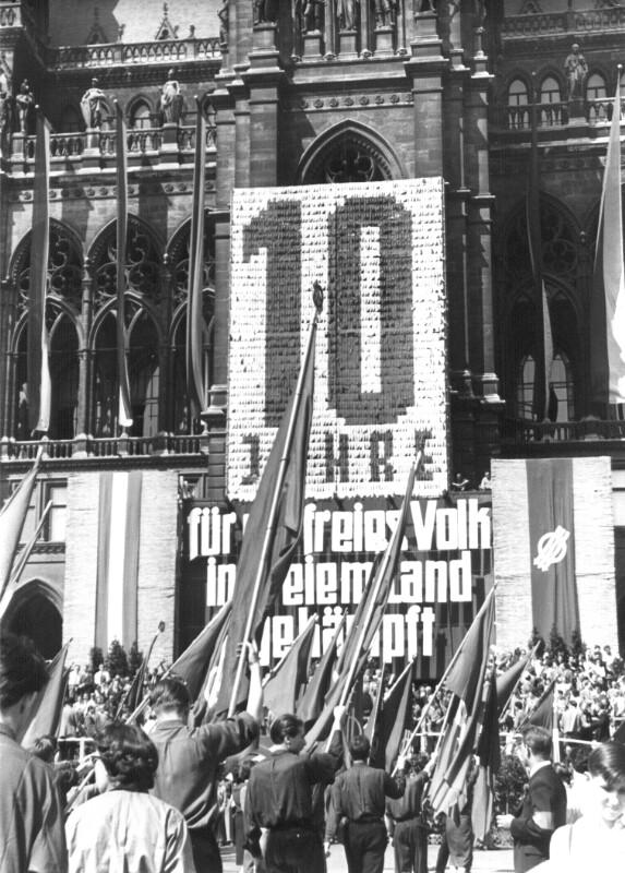 1. Mai 1955