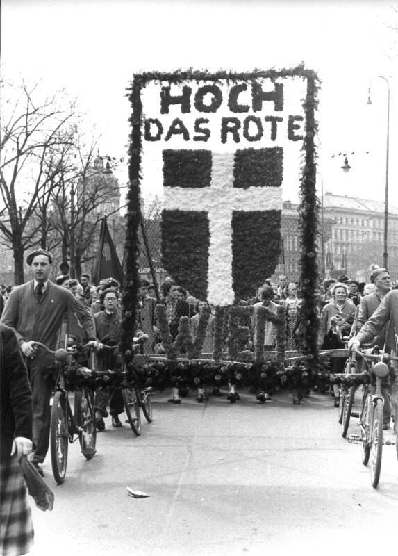 Maifeier der Wiener Sozialdemokratie