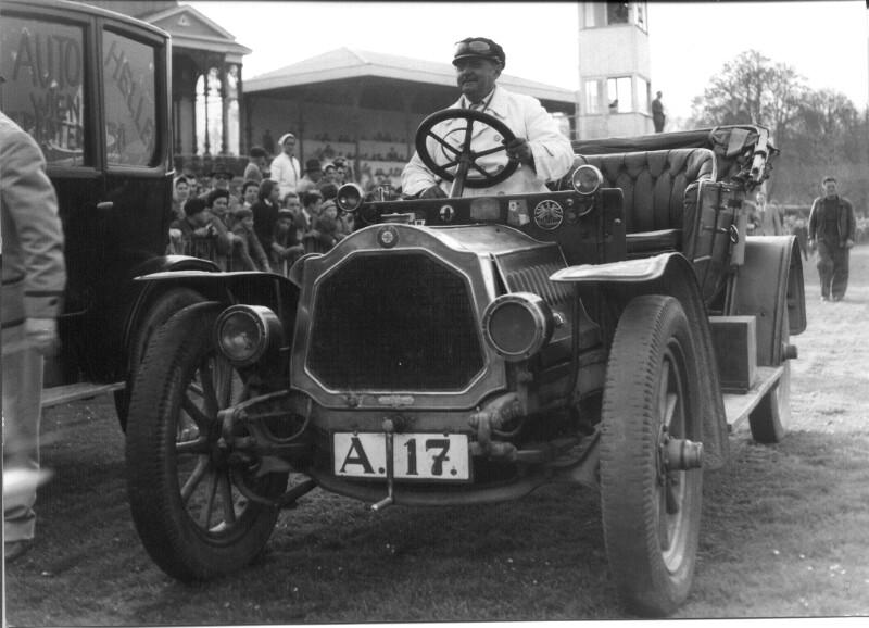 Autoveteranen-Rennen
