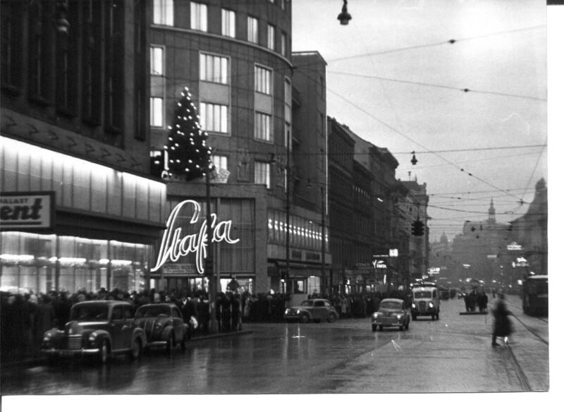 Kaufhaus Stafa in der Mariahilferstraße