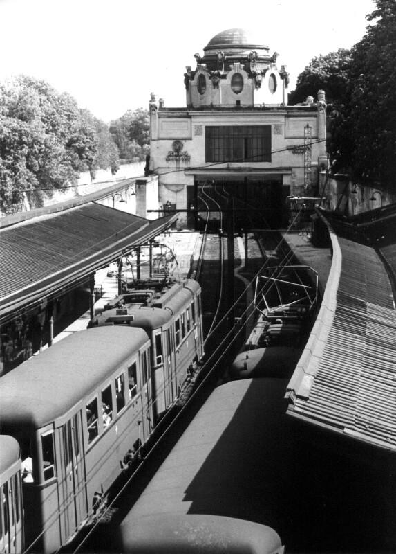 Stadtbahnstation Hietzing