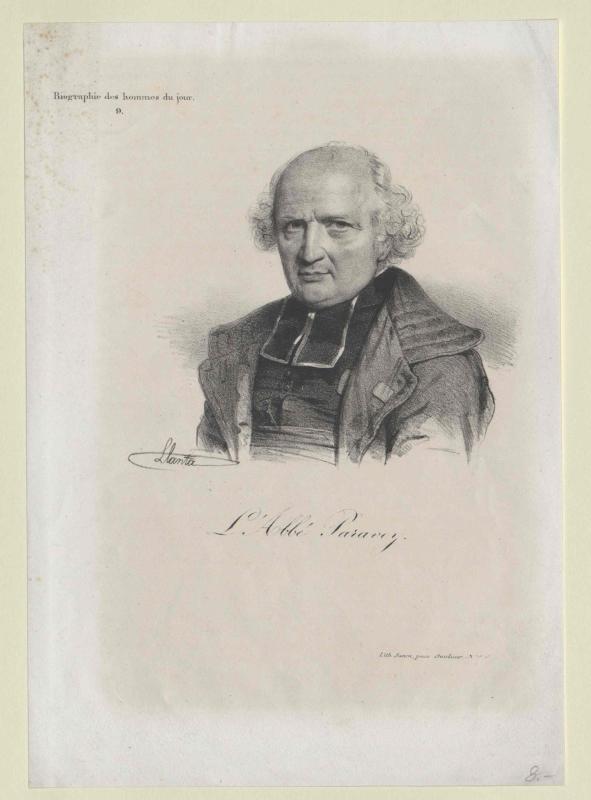 Paravey, Jean Baptiste