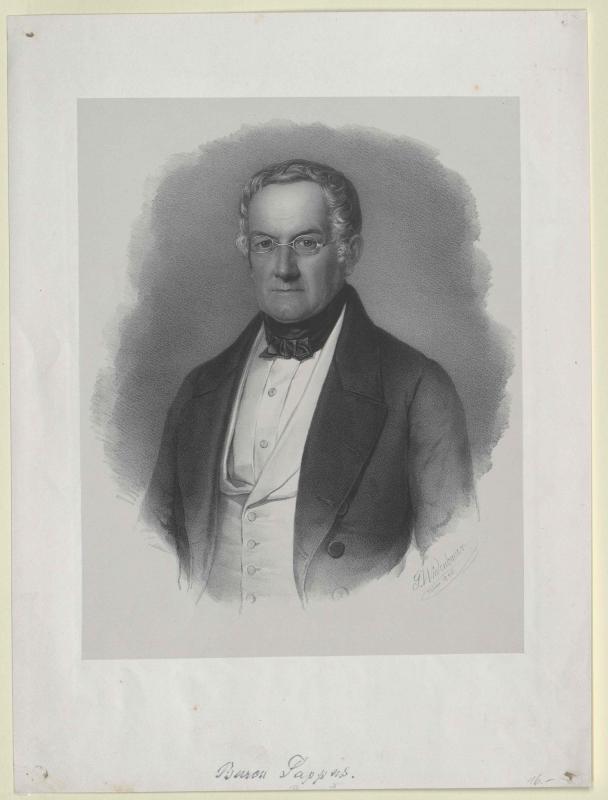Pappus-Tratzberg, Rupert Freiherr