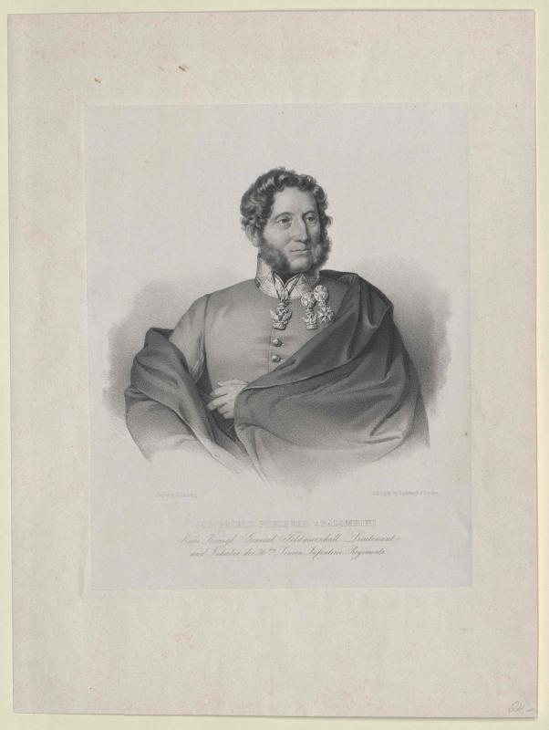 Palombini, Joseph Friedrich Freiherr