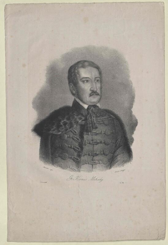 Kornis-Göncz-Ruszka, Michael Graf