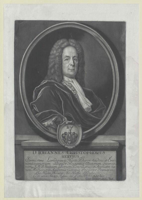 Hert, Johann Christoph