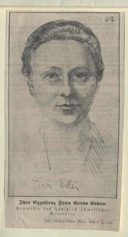 Paraski, Gerda von