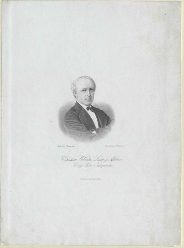 Abeken, Christian Wilhelm Ludwig von
