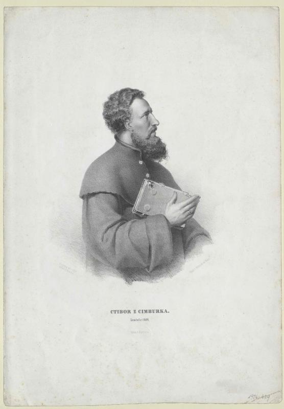 Tovacovský z Cimburka, Ctibor