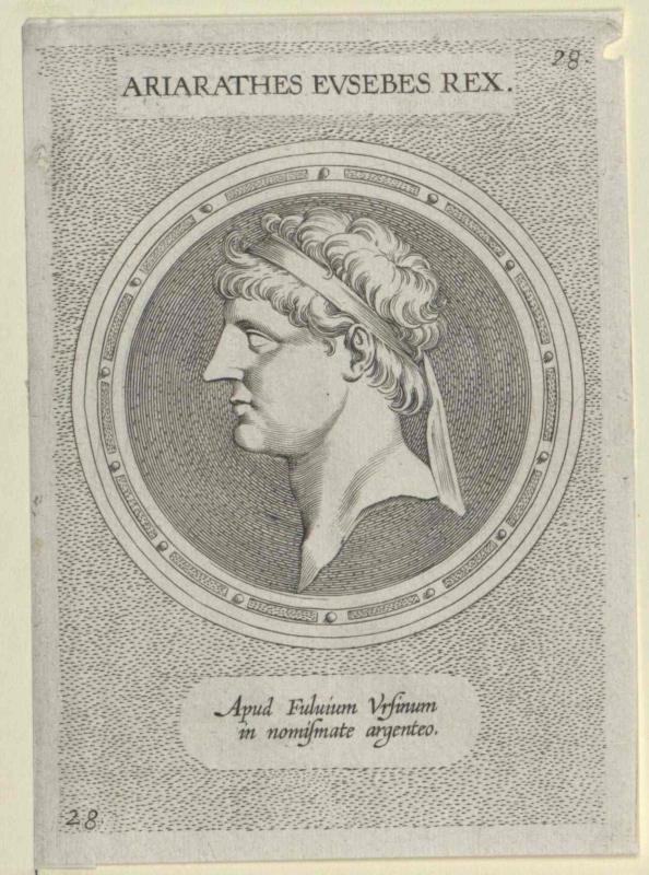 Ariarathes Eusebes, König von Kappadokien