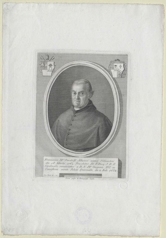 Pandolfi-Alberici, Francesco Maria