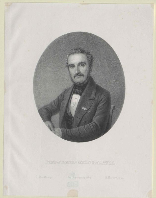 Paravia, Pietro Alessandro