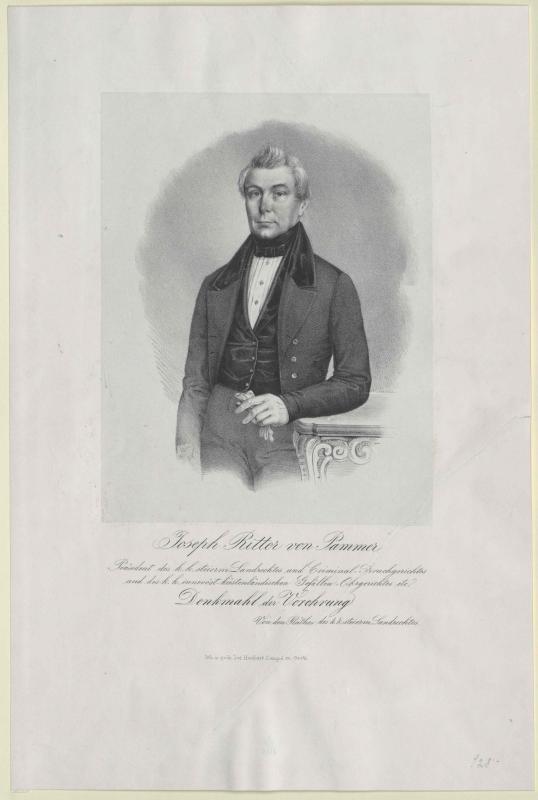 Pammer, Josef Ritter