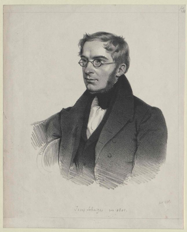 Scheiger, Josef von