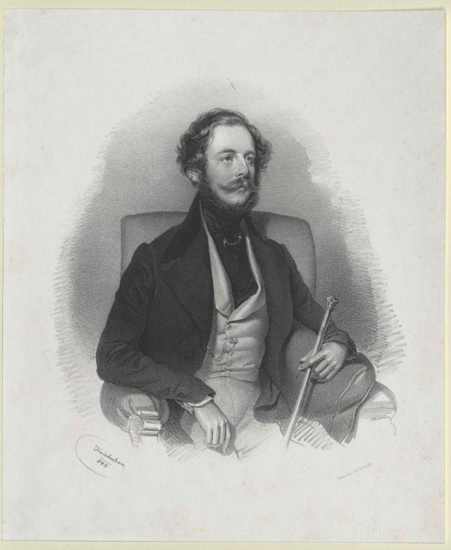 Abensperg und Traun, Franz Graf