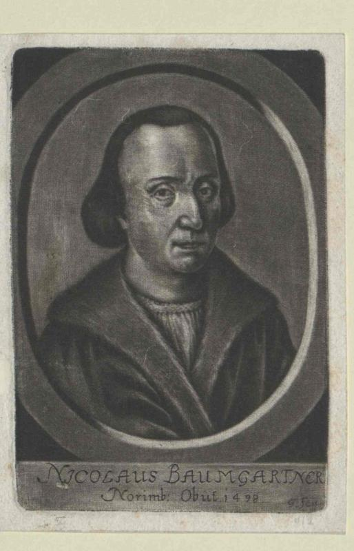Baumgartner, Nikolaus