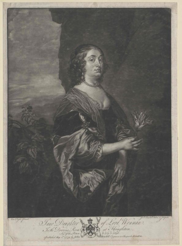 Wenman, Jane