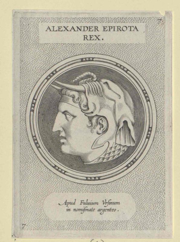Alexander I., König von Epirus