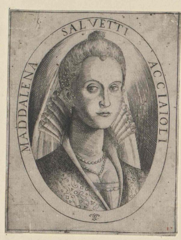 Acciajuoli Salvetti, Maddalena