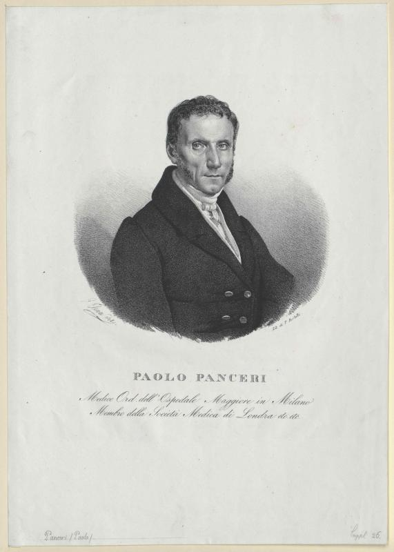 Panceri, Paolo