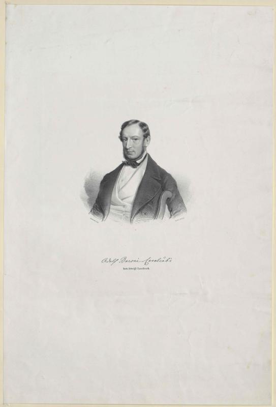 Baroni-Cavalcabò, Adolf von