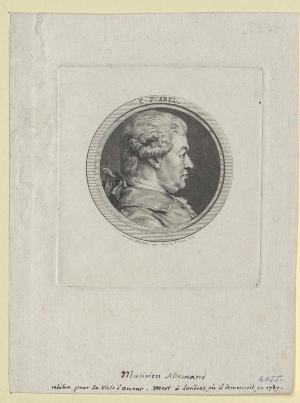 Abel, Karl Friedrich
