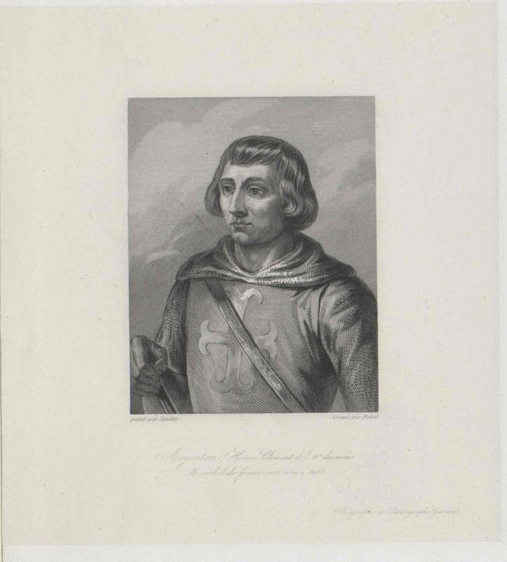 Argentan et de Mez, Henri Clément d'
