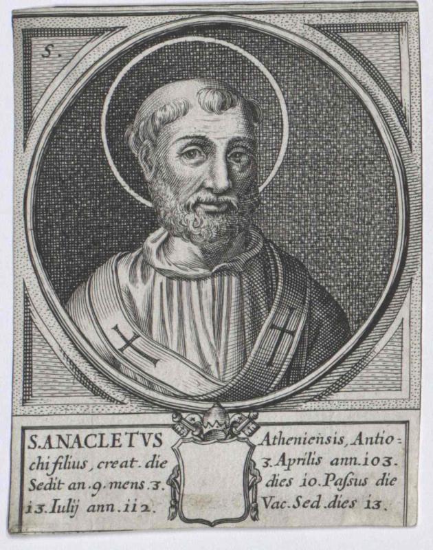 Cletus, papa