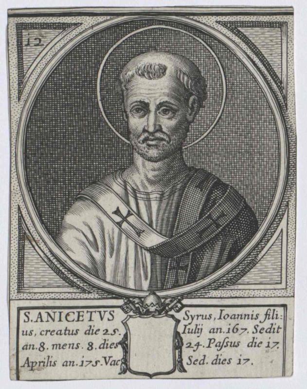 Anicetus, papa