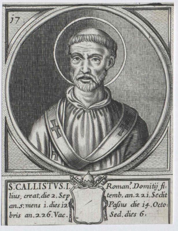 Callixtus I., papa