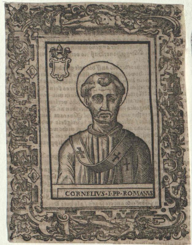 Cornelius, papa