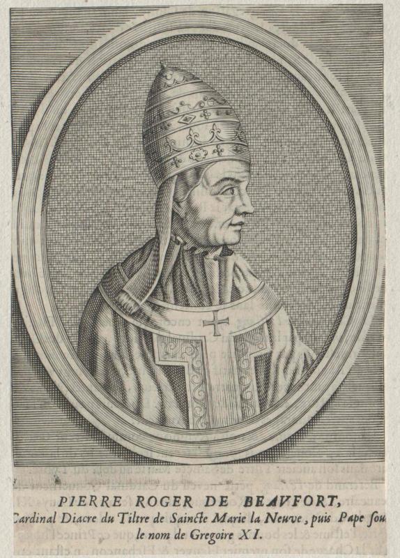 Gregor XI., papa