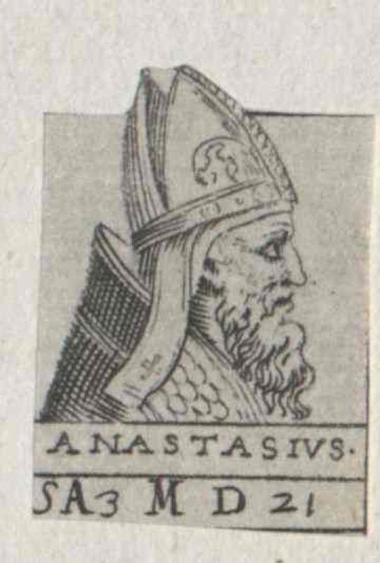 Anastasius I., papa