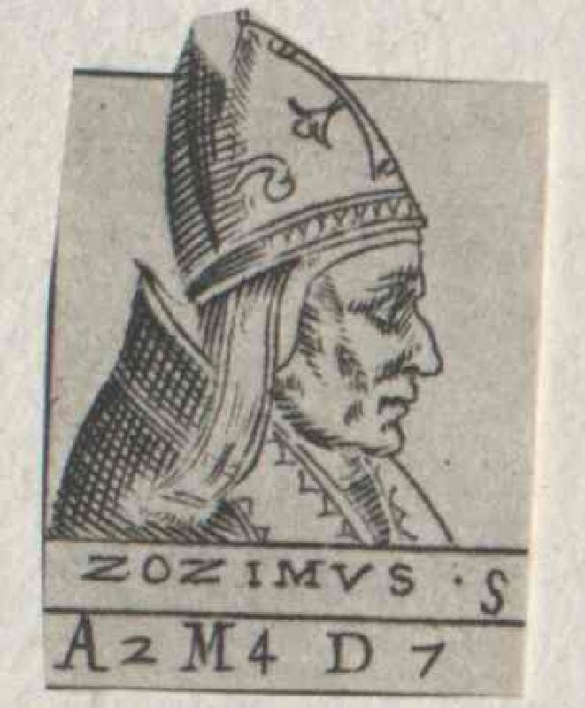 Zosimus, papa