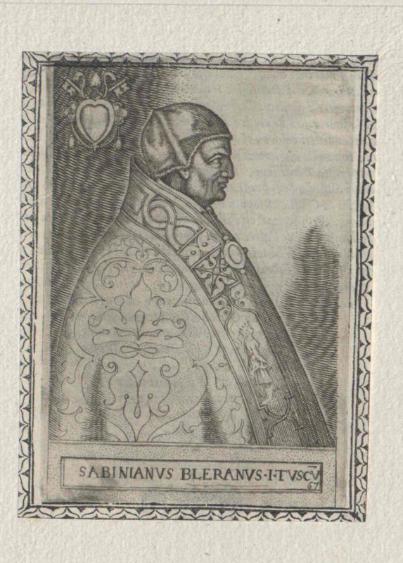 Sabinianus, papa