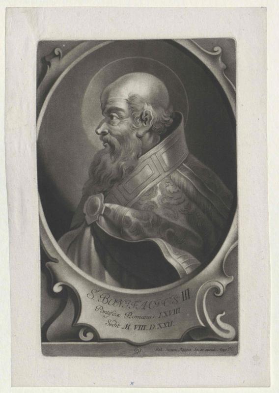 Bonifatius III., papa