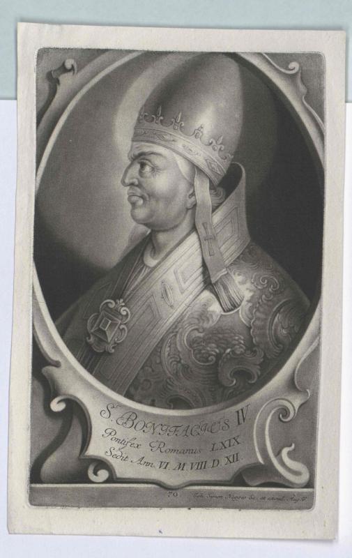 Bonifatius IV., papa