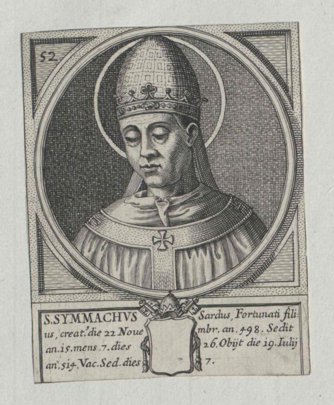 Symmachus, papa