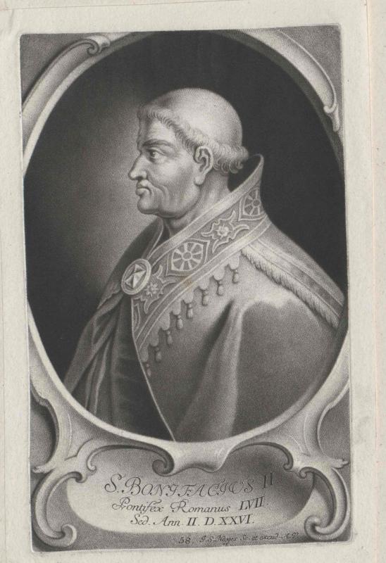 Bonifatius II., papa