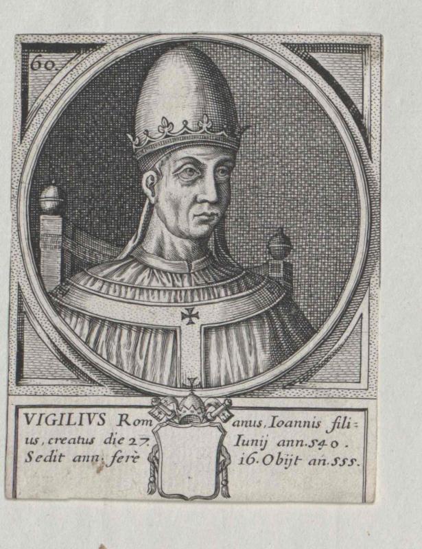 Vigilius, papa
