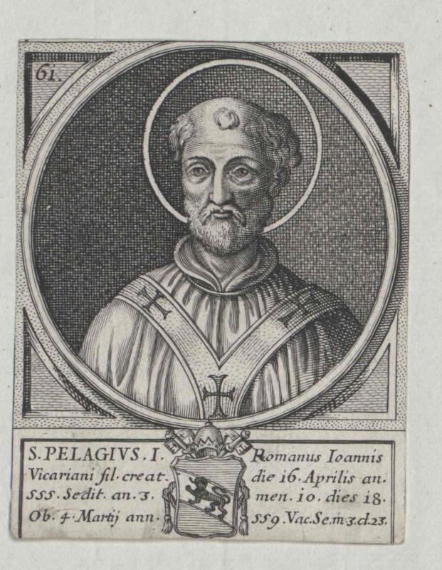 Pelagius I., papa