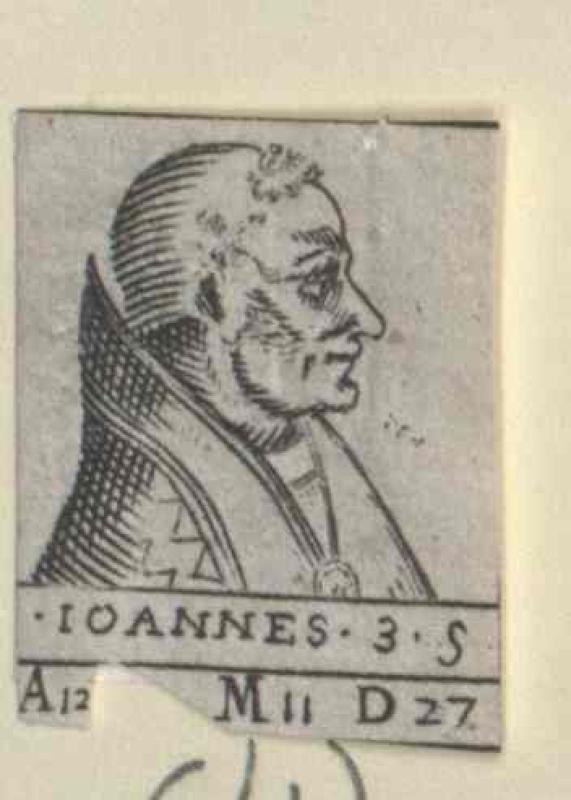 Johannes III., papa