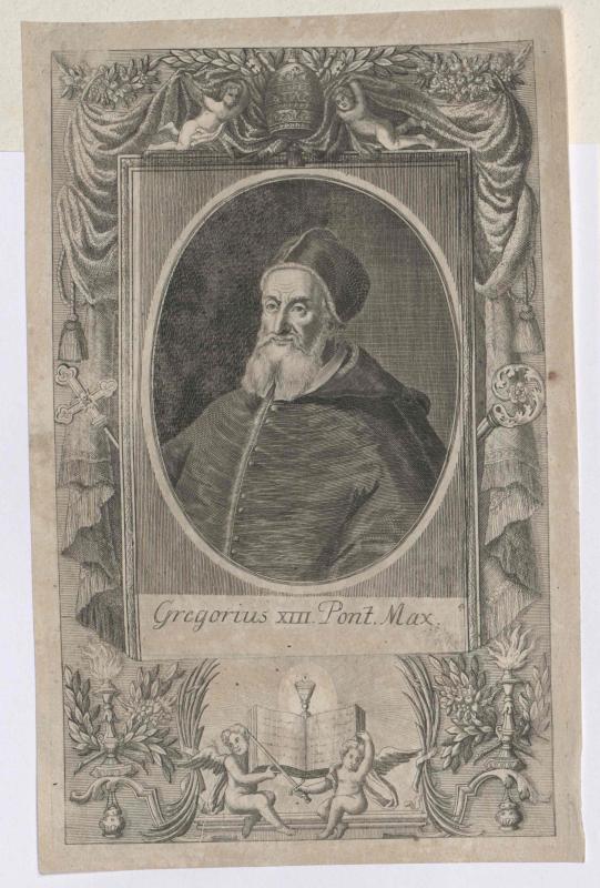 Gregor XIII., papa