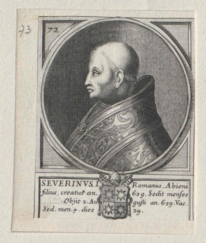 Severinus, papa