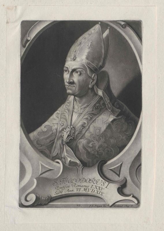 Theodor I., papa