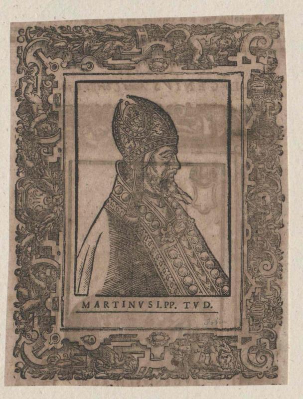 Martin I., papa