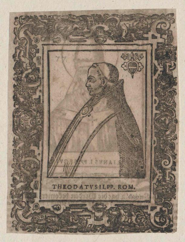 Adeodatus II., papa
